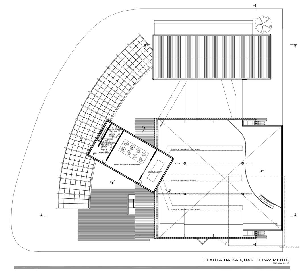 planta baixa quarto pavimento